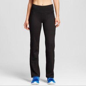 Champion Women's Everyday Straight Pants Black Lg